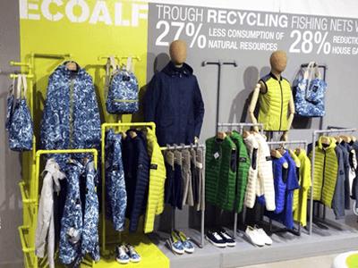 Firenze Pitti Exhibition Summer 2014 Ecoalf