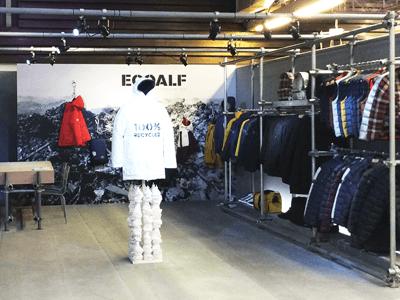 Firenze Pitti Exhibition January 2015 Ecoalf