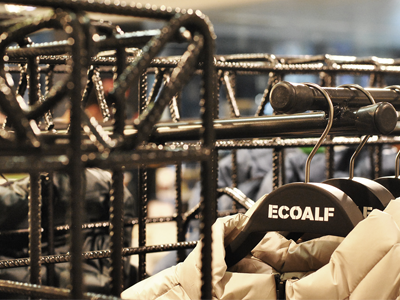 Madrid Pop Up ECI Ecoalf 2015